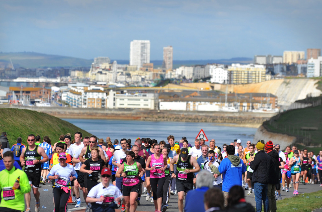 Charity places available in the 2013 Brighton Marathon