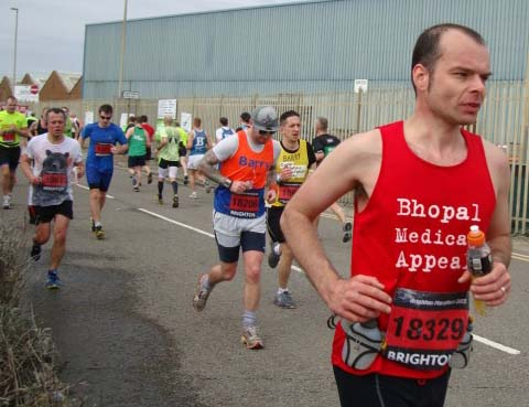 London Charity Running Places for Bhopal Medical Appeal