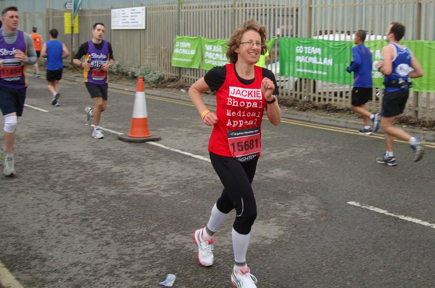 Brighton Marathon 2014 1