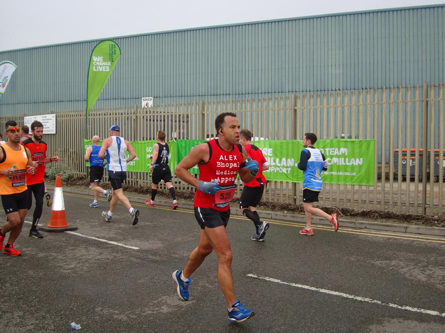 Brighton Marathon 2014 2