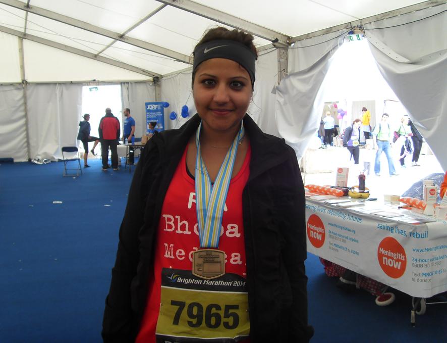 Brighton Marathon 2014 4