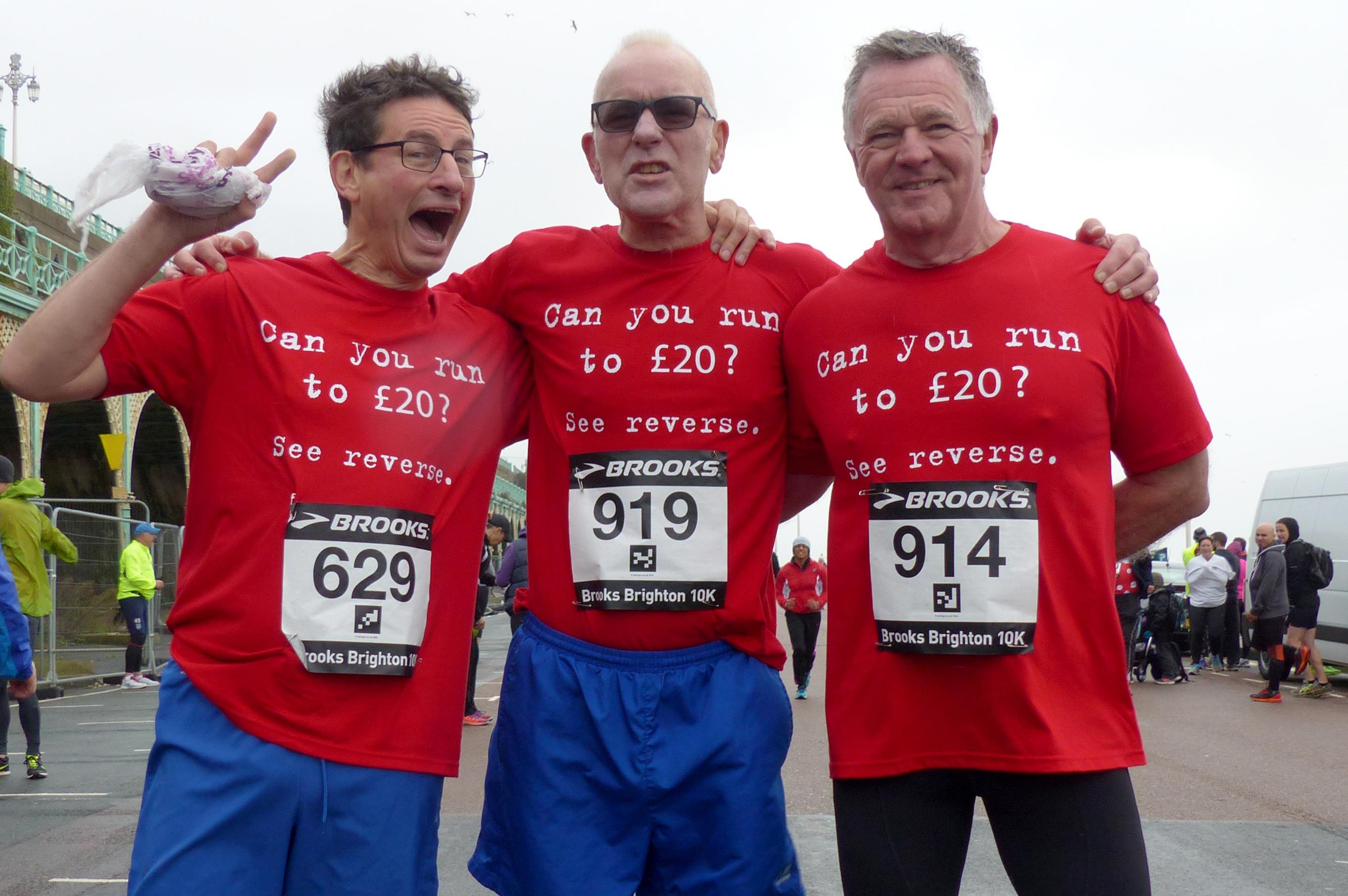 Brighton Marathon 2015 3