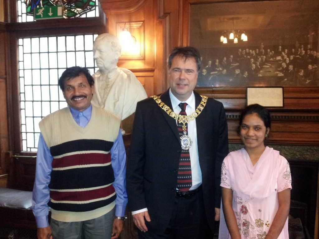 Scottish Friends of Bhopal charity Edinburgh